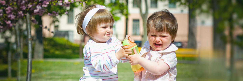 Post thumbnail Tout-petits qui tapent, poussent, mordent ou griffent